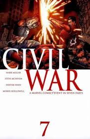 Civil War 7 cover