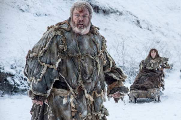 ...wonder why Hodor didn't just carry...oh, never mind...