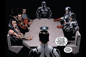 Marvel Comics Illuminati