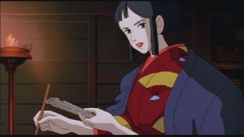 Princess Mononoke Lady Eboshi