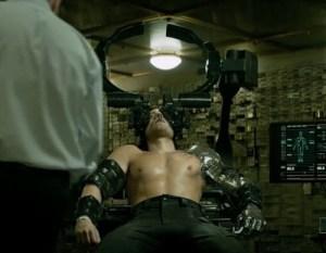 Winter Soldier tortured