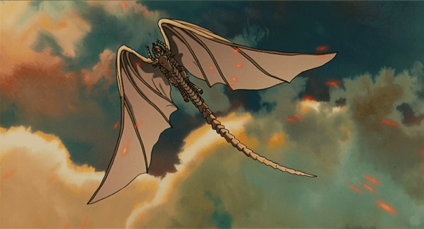 Tales From Earthsea Dragon