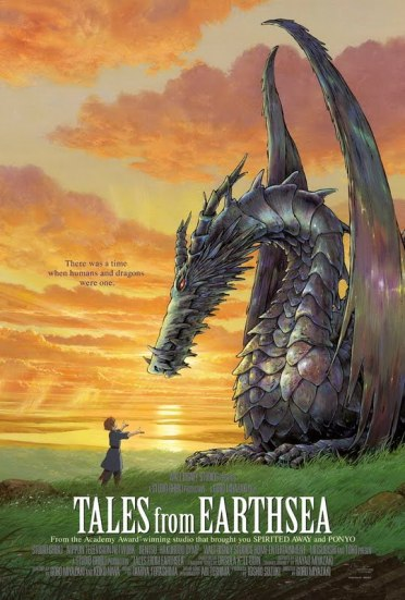 Tales From Earthsea Poster