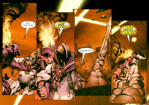 You said it, Hawkeye...