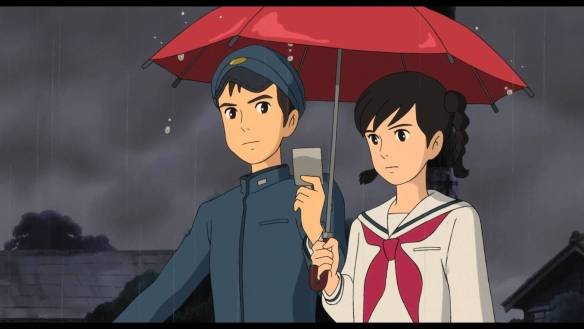 From Up on Poppy Hill Umi and Shun picture