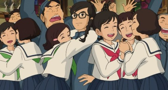 From Up on Poppy Hill win