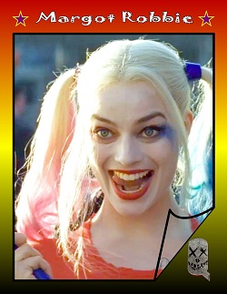 Actor Trading Cards - Suicide Squad - Margot Robbie