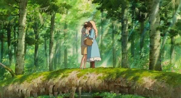 When Marnie was there embrace tree