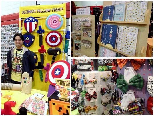 Camden Comic Con shops
