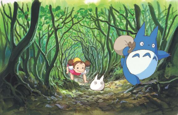 Totoro Mei