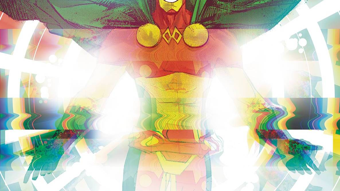 Mister Miracle, Tom King, Mitch Gerads, DC Comics, comic book, hardcover, compilation