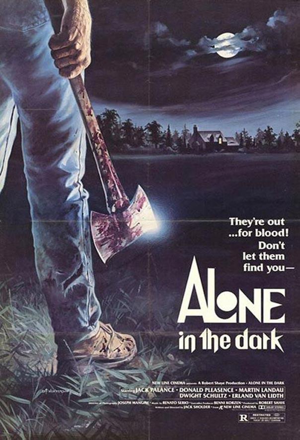 31 Days Of Horror Alone In The Dark 1982