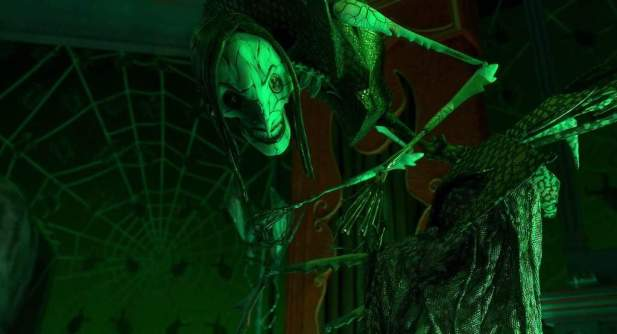 Coraline other mother green