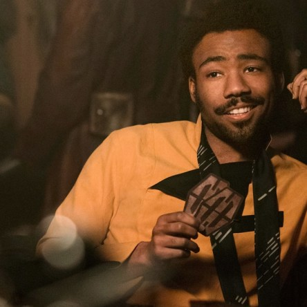 Donald Glover Land Calrissian