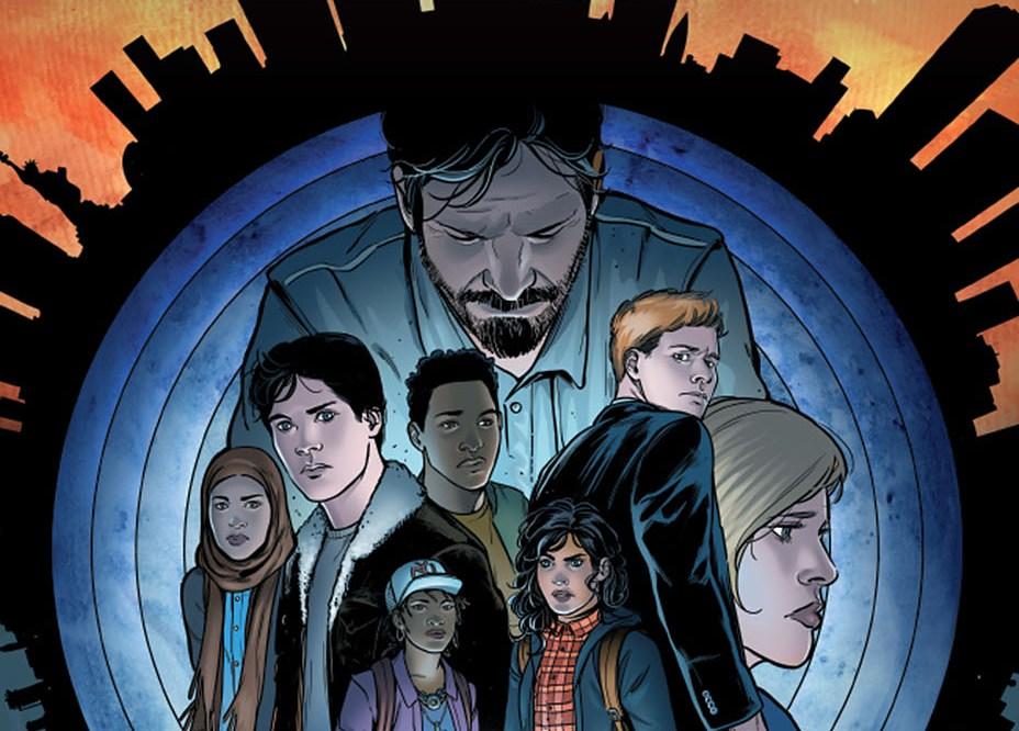 The Lost City Explorers Aftershock Comics Zack kaplan Alvaro Sarraseca comic book
