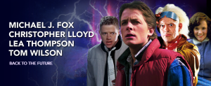 Back To The Future Cast Reunion Fan Expo Canada 2018