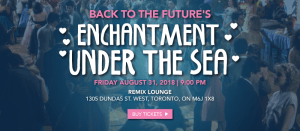Enchantment Under the Sea Dance Fan Expo Canada 2018