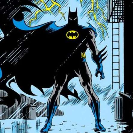 Batman, Norm Breyfogle, DC Comics, Detective Comics