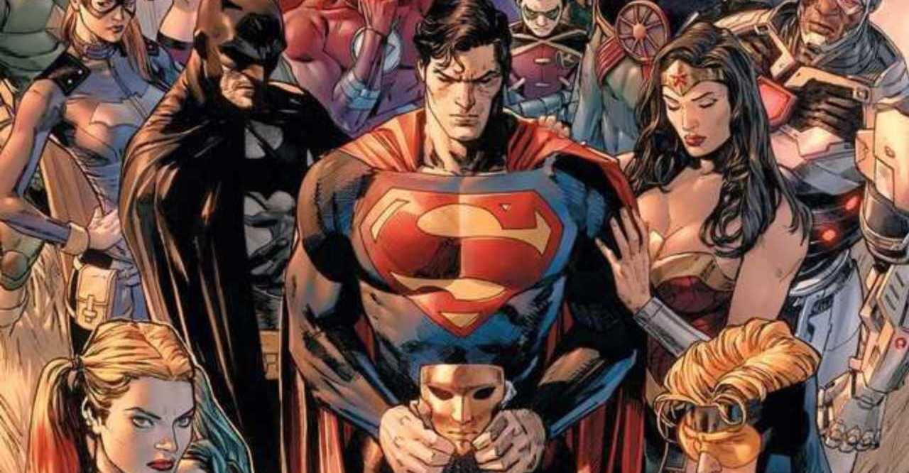 Heroes In Crisis, Tom King, Clay Mann, DC Comics
