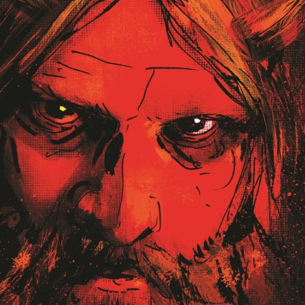 Lucifer #1 Vertigo Comics Dan Watters Sebastian Fiumara Max Fiumara comic book 31 Days of Horror