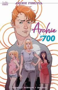 Archie 700 Nick Spencer Marguerite Sauvage Jack Morelli Archie Comics comic books