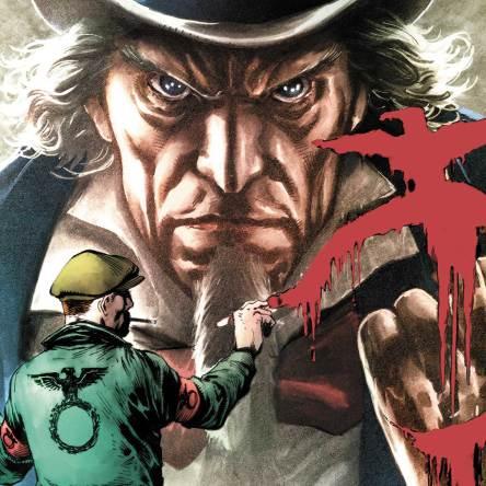 Freedom Fighters #1 Robert Venditti Eddy Barrows DC Comics miniseries comic books