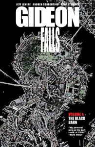 Gideon Falls Vol. 1 The Black Barn Jeff Lemire Andrea Sorrentino Image Comics comic book collections Holiday Gift Guide horror mystery