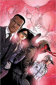 The Wild Storm Vol. 2 Warren Ellis Jon Davis-Hunt DC Comics comic books science fiction Holiday Gift Guide