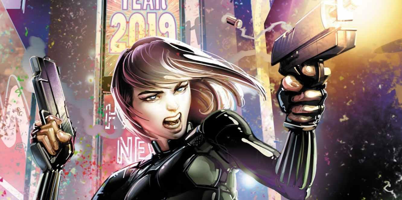 Black Widow #1, Jen Soska, Sylvia Soska, Flaviano, Marvel Comics Black Widow, Twisted Twins, Natasha Romanoff