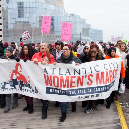 Atlantic City Women's March 2019-01-19