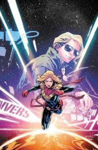 Captain Marvel Braver & Mightier #1, Jody Hauser, Simone Buonfantino, Marvel Comics, Captain Marvel, comic books, comics, Avengers, Marvel Cinematic Universe, MCU