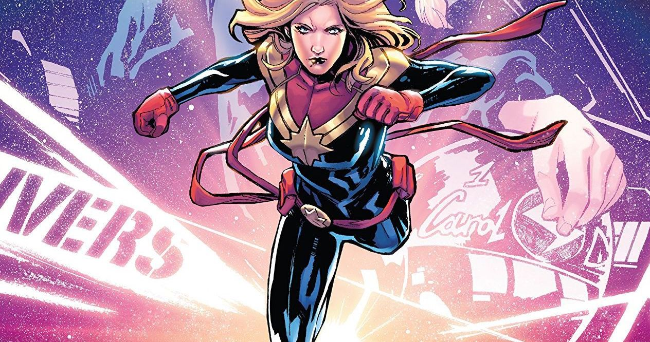 Captain Marvel Braver & Mightier #1, Jody Houser, Simone Buonfantino, Marvel Comics, Captain Marvel, comic books, comics, Avengers, Marvel Cinematic Universe, MCU