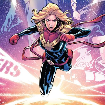Captain Marvel Braver & Mightier #1, Jody Houser, Simone Buonfantino, Marvel Comics, Captain Marvel, comic books, comics, Avengers, Marvel Cinematic Universe, MCU