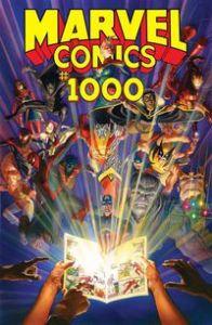 Marvel Comics #1000, Marvel Comics, comic books,