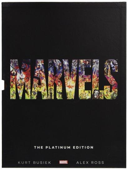 Marvels Platinum