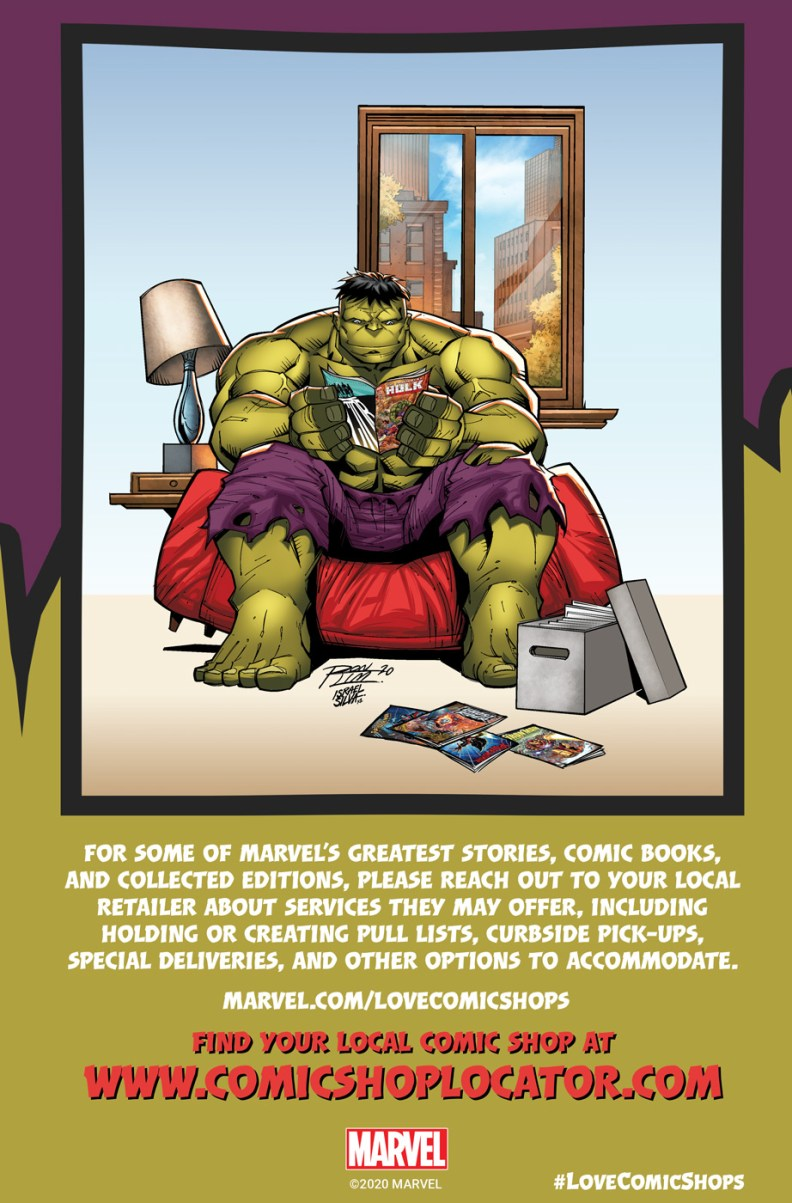 Marvel Information Page_May