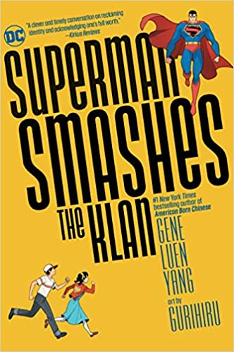 Superman Smashes The Klan, Gene Luen Yang, Gurihiru, DC Comics