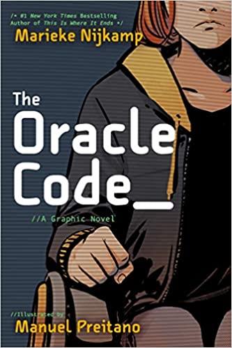 The Oracle Code, Marieke Nijkamp, Manuel Preitano, DC Comics