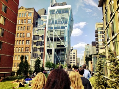On the Highline