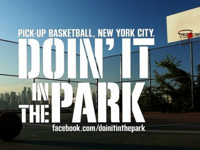 DOIN' IT IN THE PARK: PICK-UP BASKETBALL, NYC – Trailer