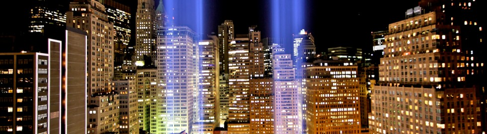 Beams – In Memoriam 9/11