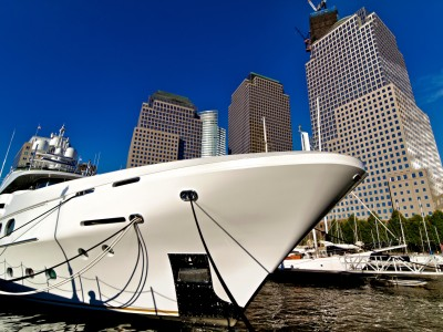 North Cove Marina – World Financial Center