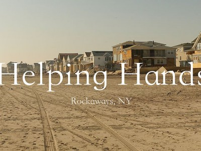 Hurricane Sandy Helping Hands