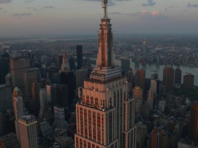 New York Aerial Footage