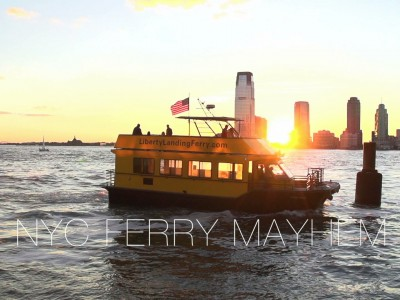 NYC Honking Ferry Mayhem