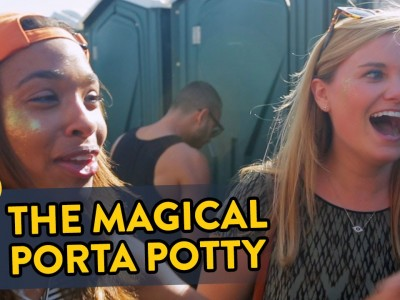 The Magical Porta Potty
