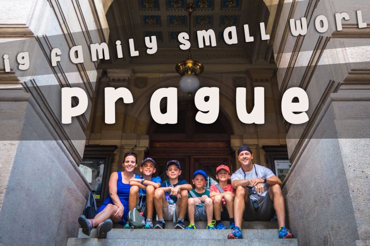 New video - Prague!