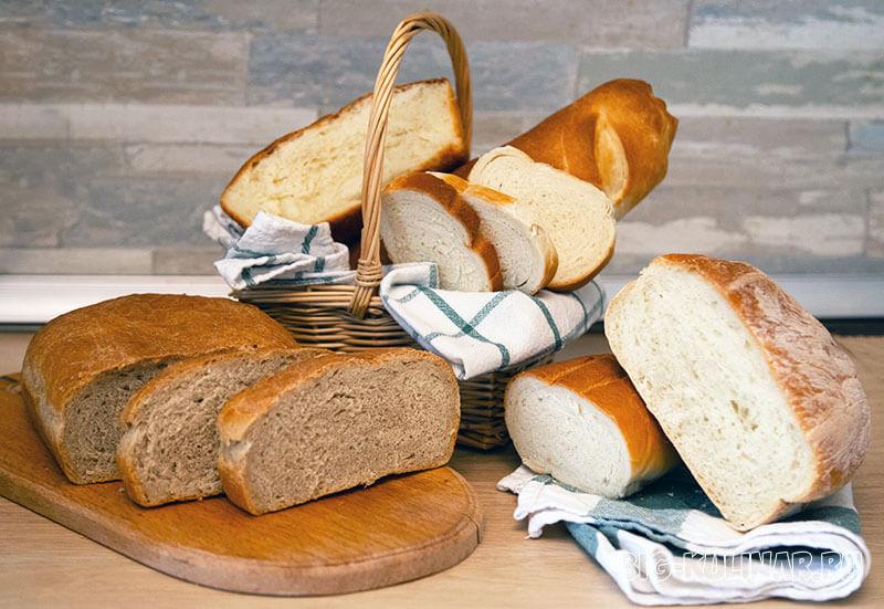 pain à la maison