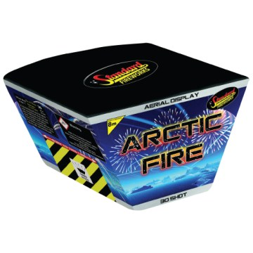 Arctic Fire uk