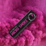 Enola Gaye Fireworks EG25 Micro Wire Pull Smoke - Pink uk